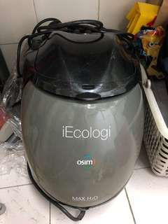 OSIM iEcologi 水濾吸麈機