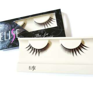 ELISE EYELASHES No. 1081 (2 pasang)