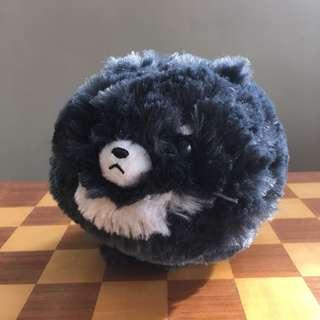PRELOVED Amuse Fuwa-Mofu Dog Pometan Plushie