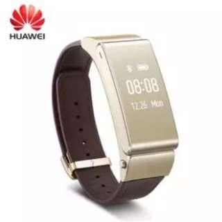 🚚 Huawei TalkBand B2 (Gold) Smart Watch