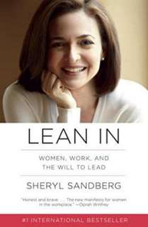 "PL Sheryl Sandberg, ""Lean In"" autobiography"