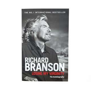 Richard Branson - Losing My Virginity (ebook)