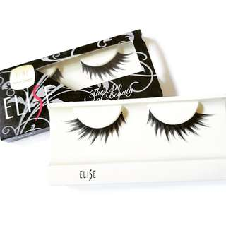 ELISE EYELASHES (PREMIUM COLLECTION) No. 817 (2 pasang)