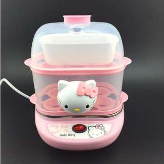 Hello Kitty Double Layer Food Steamer. (READY STOCK)
