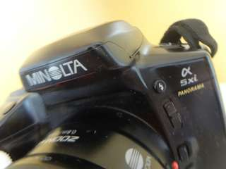 minolta 5xi panorama 35mm slr camera
