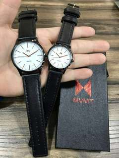 Mvmt Couple Set Watch