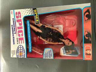 Barbie spice girl