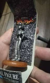Evangelion figure metal by sega
