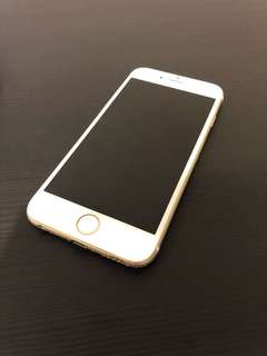 Iphone 6 (16GB in Gold)
