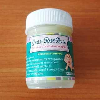 Garlic baby balm(1000%ori)