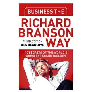 Business the Richard Branson Way (ebook)