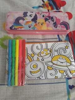 Kotak pensil (warnain sendiri)