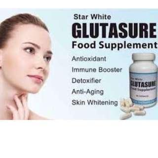 Star White GLUTASURE Glutathione