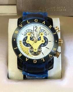 Bvlgari unisex pawnable watches