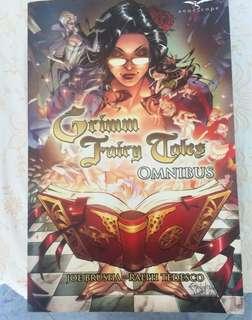 Grimm fairy tales Thick Omnibus