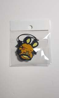 Authentic Nintendo Pokemon Dedenne Keychain Phone Strap