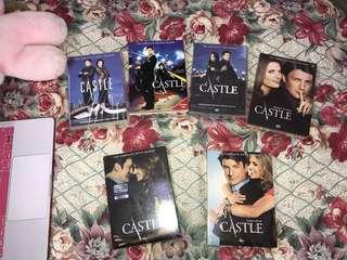 6 seasons of castle