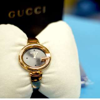 ORIGINAL Gucci watch for women [Guccissima 134.3]