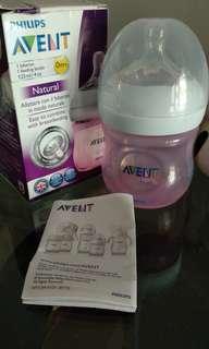 Avent Natural bottle by Phillips .. cm pake 2x kyk ms baru bgt dicuci bersih dan steril