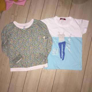 TAKE ALL 10 PIECES 6 YEAR OLD CLOTHES