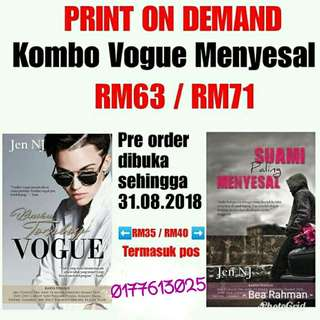 Print On Demand Vogue