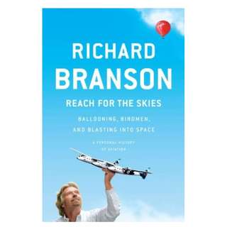 Richard Branson - Reach for the Skies (ebook)