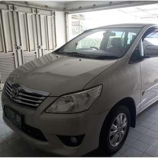 Toyota Innova G M/T 2013