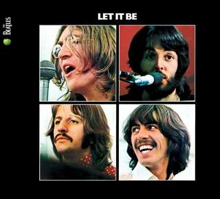 Let It Be Replica Album By The Beatles (stereo/remastered)