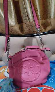 Tas Guess pink original