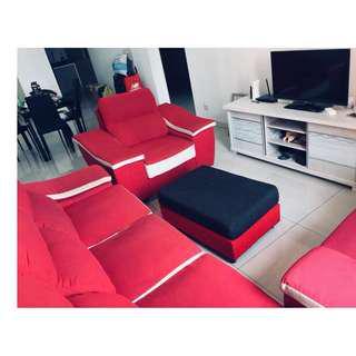 Sofa ( 3,2,1 Seater)