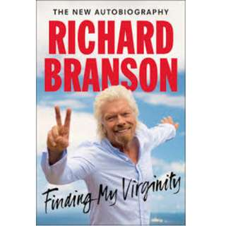 Richard Branson -  Finding my Virginity (ebook)
