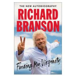 Richard Branson - Finding my Virginity (ebook)