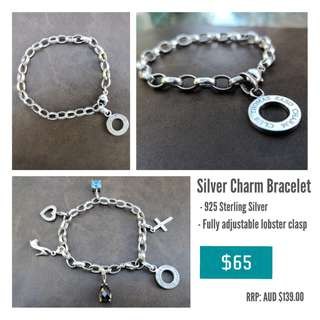 Thomas Sabo Stirling Silver 'Charm Club' collection