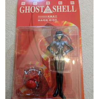 Cheap Ghost In The Shell Motoko Kusanagi Hard Disk Anime Action Figure