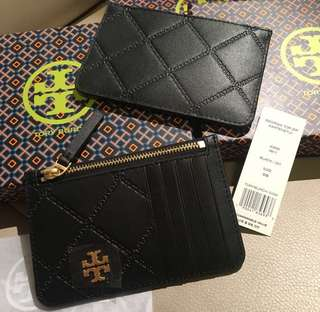 Tory Burch wallet/coins bag/card holder/銀包/錢包/散紙包/卡片套
