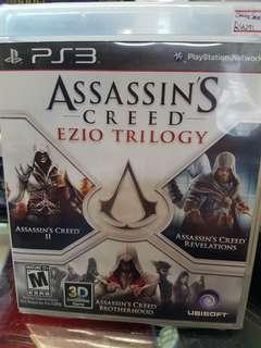 assassin creed ezio trilogy