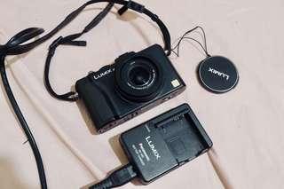 Lumix LX5 Camera