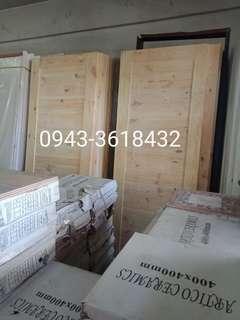 Douglas fir (Palochina)  Solid Panel Door