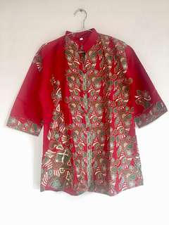 Atasan batik new
