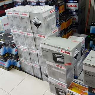 BOSCH SM Mega Power 55B24L / 55B24LS / 55B24RS SMF 免保養汽車電池 另有其他規格歡迎洽詢