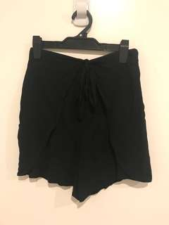 Ruby Tie Front Shorts 6