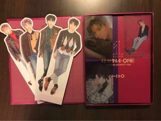 Wannaone nothing without you album