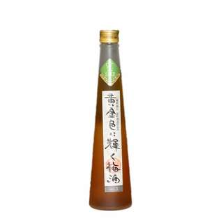 日本梅酒黃金梅