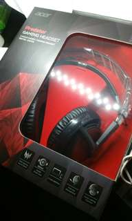 Acer Predator Gaming Headset (NEW)