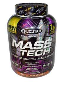 Muscletech 瘦仔恩物 Mass Tech 增肌奶粉 朱古力