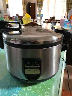Imarflex heavy duty rice cooker