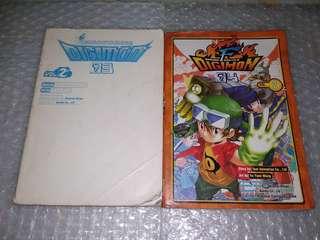 Digimon Comics