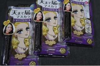 Heroine Make Volume & Curl Mascaraw