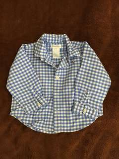 Polo for baby boy 6-12mos