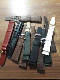 Watch Strap18mm(12pcs)per pcs $1